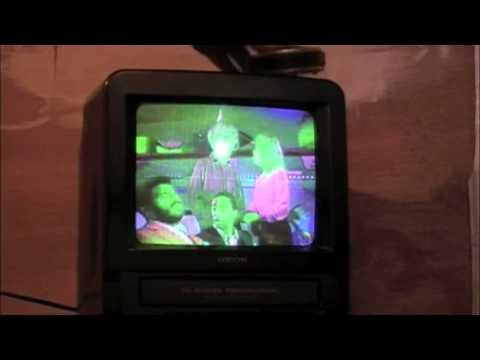 how to degauss a tv manually
