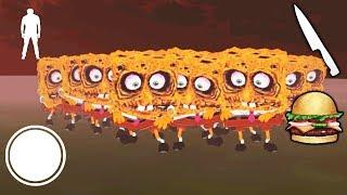 САМЫЙ СТРАШНЫЙ СПАНЧ БОБ ХОРРОР - Evil SpongeBob Krusty Krab: Five Nights at Bob 3D