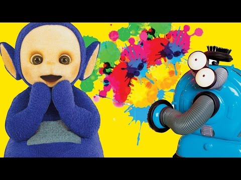 Teletubbies: Colours Pack 1 - Full Episode Compilation | Learn Colours with Teletubbies