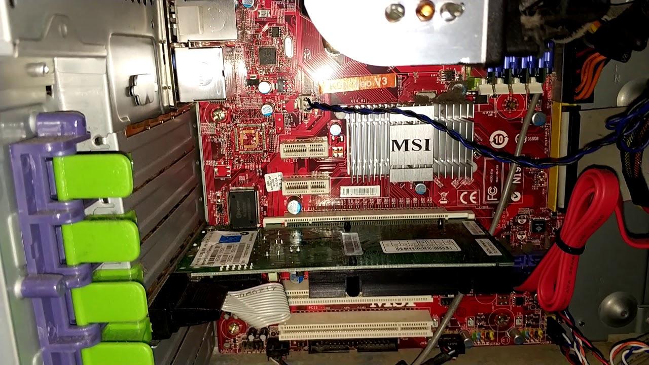 MOTHERBOARD MSI K9N NEO V3 DRIVER WINDOWS XP