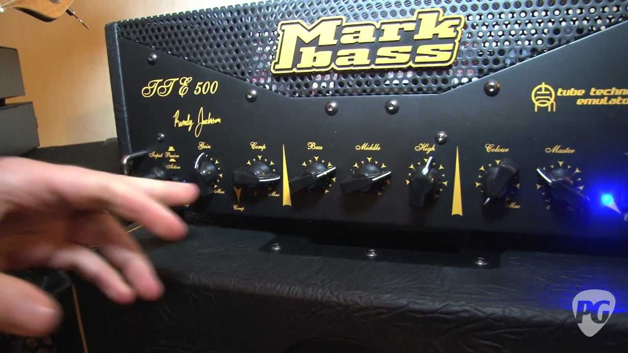 markbass combo head ii manual