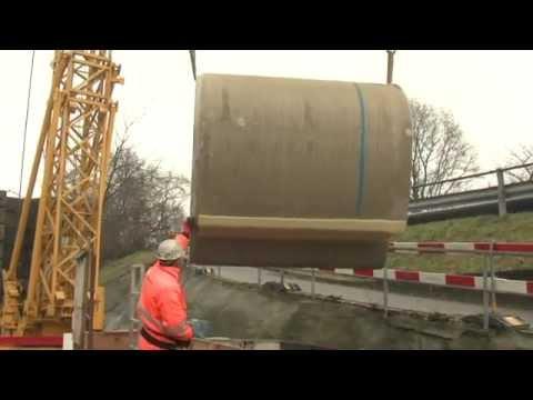 Basel: GFK-Einzelrohr-Lining bis DN 1500/2050mm