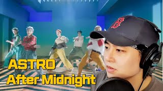 Musician first time reacts to ASTRO 아스트로 - After Midnight M/…