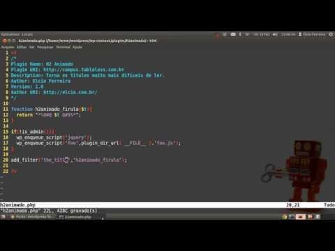 [wordpress] Plugin API e filter hooks
