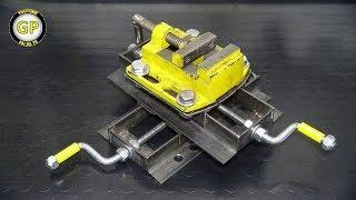 Make a Cross Vise - Diy Tools