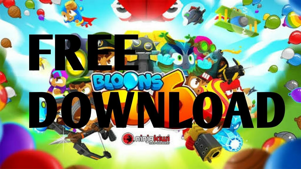 How To Download BTD6 For FreeNo SurveyNo Virus  HCK DOWN