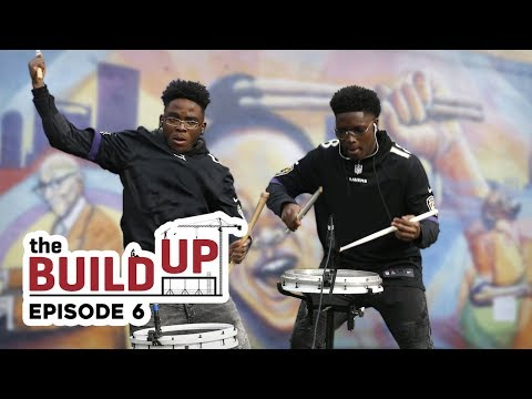 The Build Up: Episode 6, Baltimore Courtyard Renovation Reveal, and Reflection on Community Impact