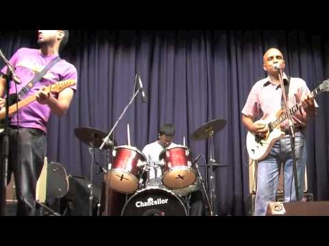 In India The New Horizons Anglo-Indian band with a Country Music heart.