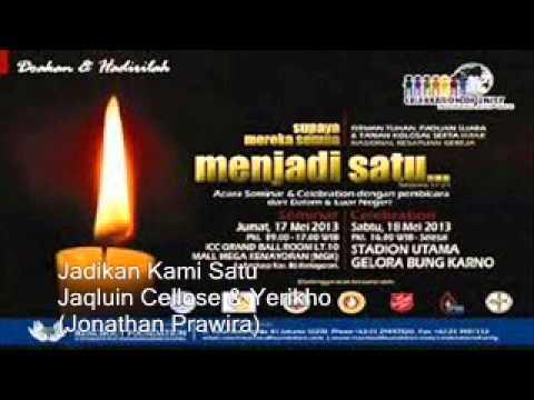 Jadikan Kami Satu   Jaqlien Celosse, Yerikho, & Soli Deo Kids  (2013)