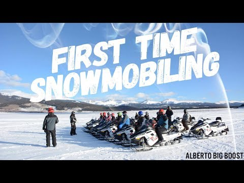 COLORADO MOUNTAINS VACATION! [ HIGH PERFORMANCE SNOWMOBILING]