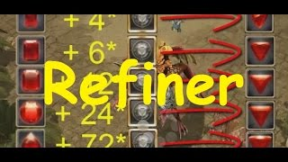 Drakensang Online B3rs3rk3r - Test Server - R 185 - How many Refiner of Qaizah do you need ?