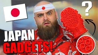 Wir testen JAPAN Spielzeuge ! Gadget fun !