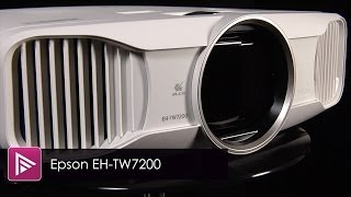 Epson EH-TW7200 LCD 3D Projector Review
