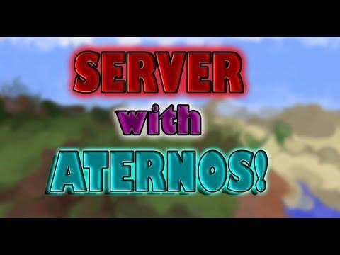 how to set up an aternos server