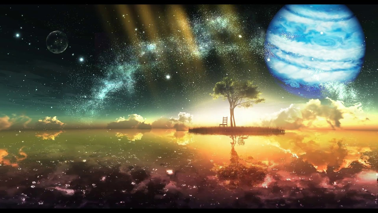 wallpaper engine - fantasy world - youtube
