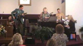 Refuge Fellowship  53 trio Somebody touched the Lord