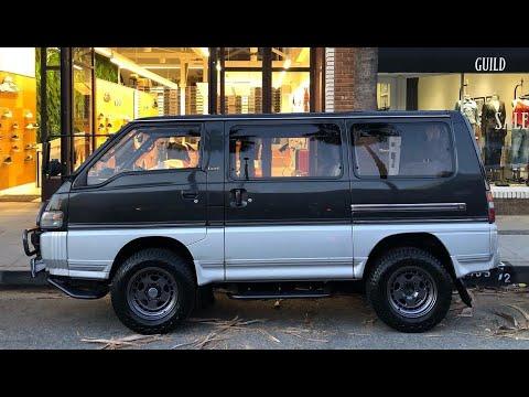 Matt's Mitsubishi Delica Is The JDM Volkswagen Syncro! - One Take