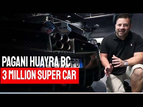 """Pagani Huayra BC    My First Car Review     """"Hyper Car Review"""""""