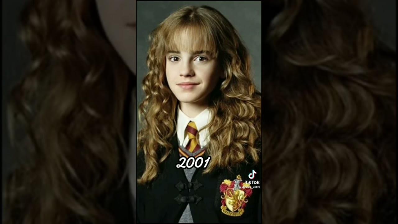 Как поменялись актёры Гарри Поттера с 2001 до 2021 Гарри Поттер тогда и сейчас