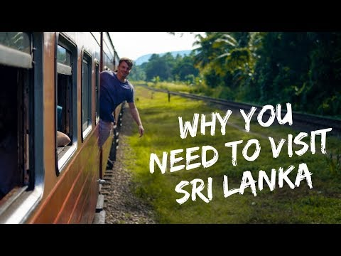 Flying Back to Colombo - WHY I LOVE SRI LANKA