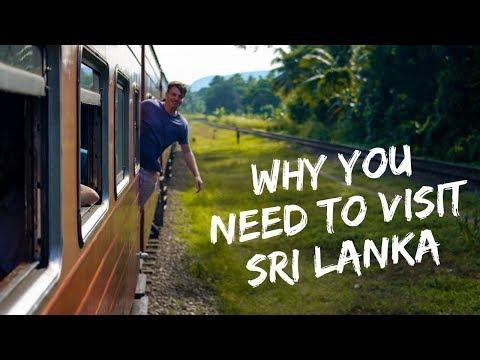Flying Back to Colombo - WHY I LOVE SRI LANKA