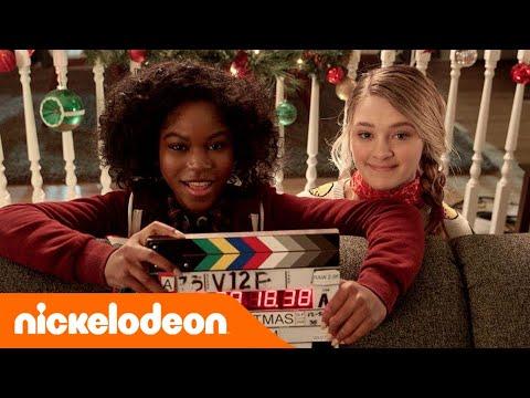 Mini Natale | Il trailer  con Lizzy Greene e Riele Downs | Nickelodeon Italia