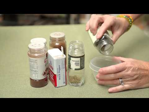 How to Mix Homemade Insecticides Into Soil : Garden Bug Control