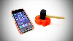 Protect Your iPhone 5 Using Goo? (Tech 21 iPhone 5 Impact Band Unboxing, Demo & Overview)