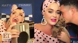 Baixar Orlando Bloom Scares Katy Perry During 'Smile Sunday' Livestream