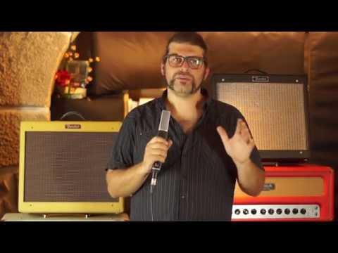Doctor Guitar Episode 13: Fender Blues Junior Tweed vs Blackface