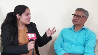 Ex-DGP Dr S.P Vaid in a candid conversation