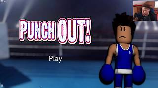 Boxing in Roblox | Punch Out! | iBeMaine