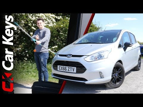 2017 Ford B Max Review Is Ford s forgotten MPV still a good buy Car Keys