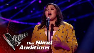Lucy Performs 'Colorblind': Blind Auditions| The Voice UK 2018