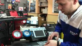 Видеобзор установки для заправки кондиционеров TEXA Konfort 760R(Описание Konfort 760R TEXA, купить заправки для автокондиционеров TEXA в Украине. www.texa.com.ua., 2016-02-18T03:42:04.000Z)