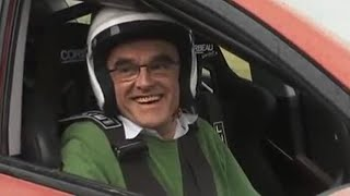 Danny Boyle Track Test | Top Gear