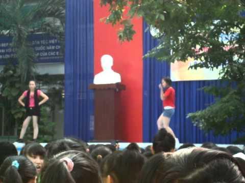 Trại đoàn 26/3/2012 - Trường THCS Nguyễn Văn Trỗi 6