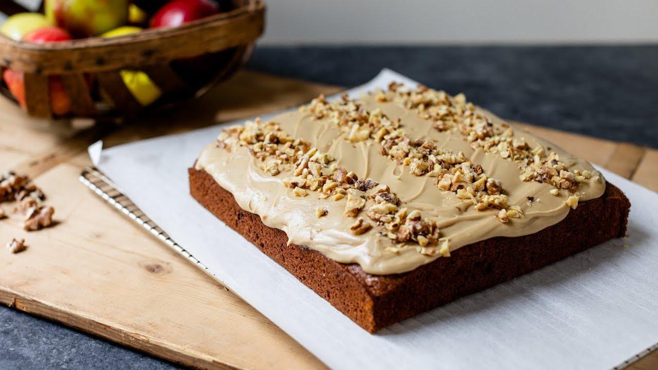 Old Virginia Applesauce Cake Recipe