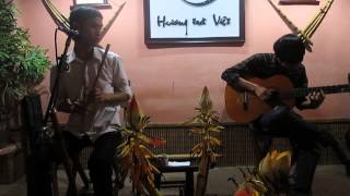 """Bến Thượng Hải """" cover 2 """" ( Tuấn Sáo - Guitar Việt Phúc )"""