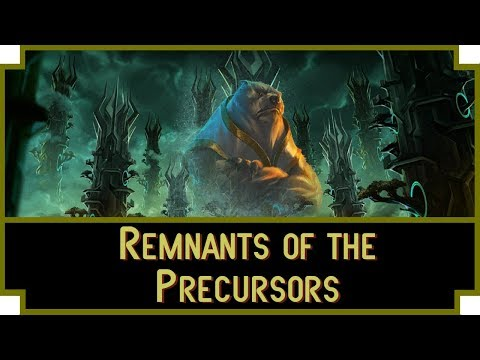 Remnants of the Precursors - (Modern Master of Orion Remake)