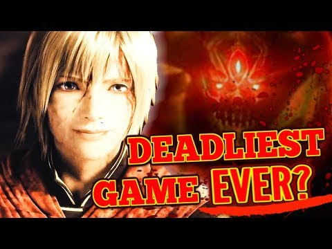 Why Final Fantasy Type-0 is the DEADLIEST game EVER made! | How Many Died? (Story Theory))