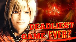 Why Final Fantasy Type-0 is the DEADLIEST game EVER made!   How Many Died? (Story Theory))