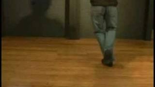 Salsa Dancing Techniques : Salsa Dancing: 1-2-Suzy-Q For Men