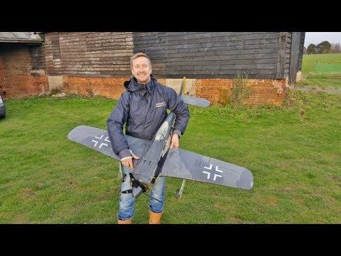 "FREEWING RC FOCKE WULF FW 190 ""BUTCHER BIRD"" - IAN & DEANO - 2017"