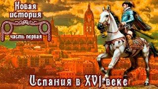 Испания в XVI веке (рус.) Новая история