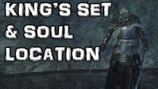 Dark Souls 2 Kings Set & Kings Soul Location