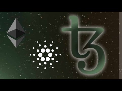Cardano, Ethereum, Tezos, EOS – 2020 Race to the Top