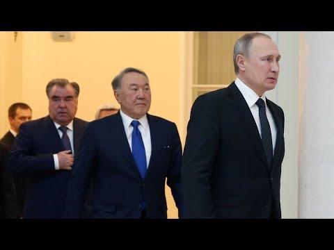 Евразийский союз: проект туманных перспектив?