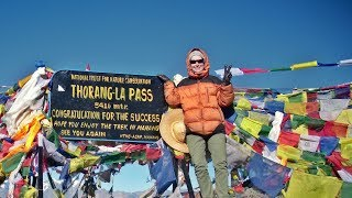 Everest Base Camp vs Annapurna Circuit