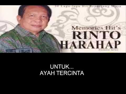 Rinto Harahap -  Ayah With Lyric